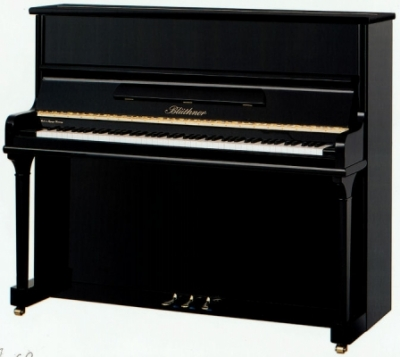 Blüthner | Model A Professional Upright 124